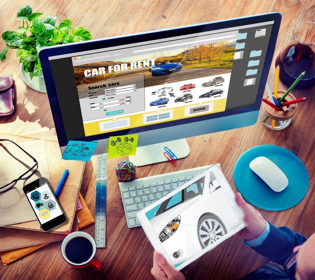Website, Social Media, Email, Digital Marketing Services